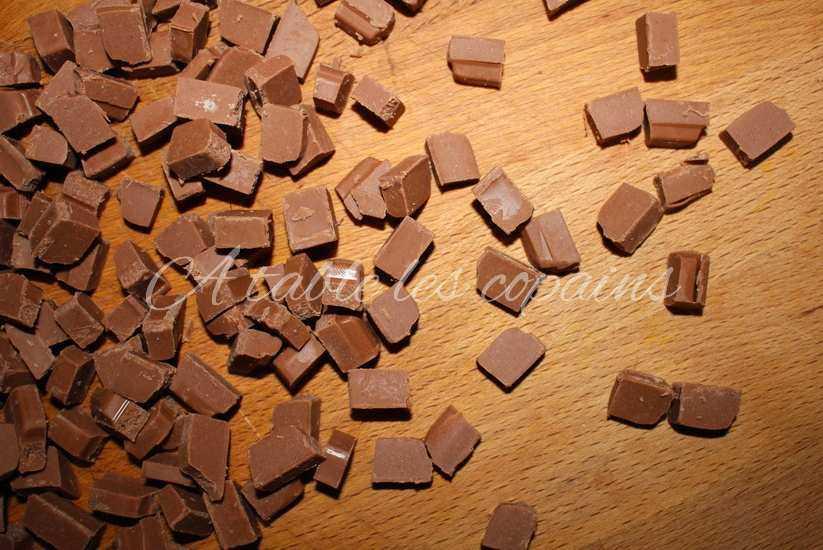 Banana Bread Amandes et chocolat