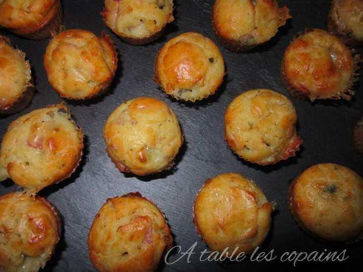 Minis muffins