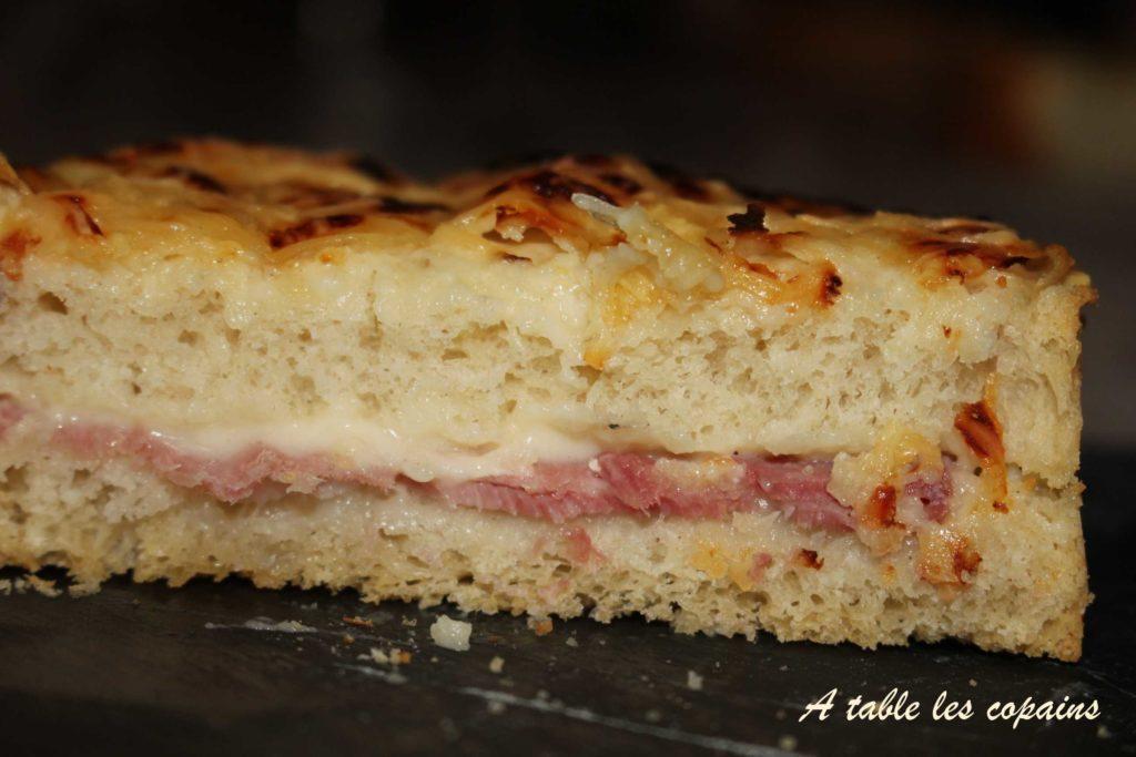 Croque monsieur a table les copains - Sachet cuisson croque monsieur grille pain ...